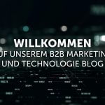 B2B Marketing Blog von B2B Agentur Synektar