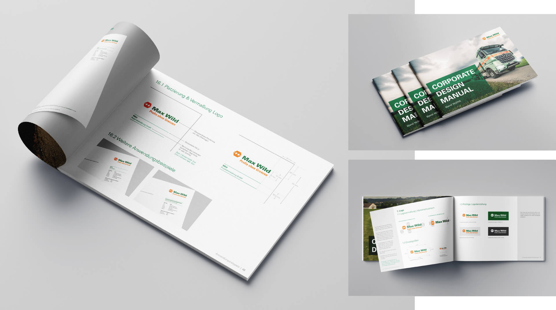MaxWild_Style Guide_Corporate_Design_B2B_Markenkommunikation